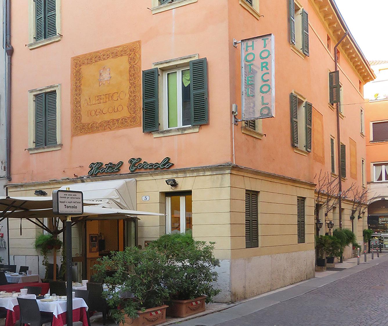 Hotel Torcolo centro storico Verona